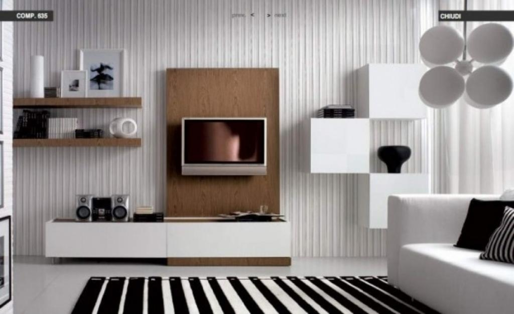 Wall Mounted Tv Cabinet Design Ideas Captivating Design Modern Tv Regarding Newest White Wall Mounted Tv Stands (Image 14 of 20)