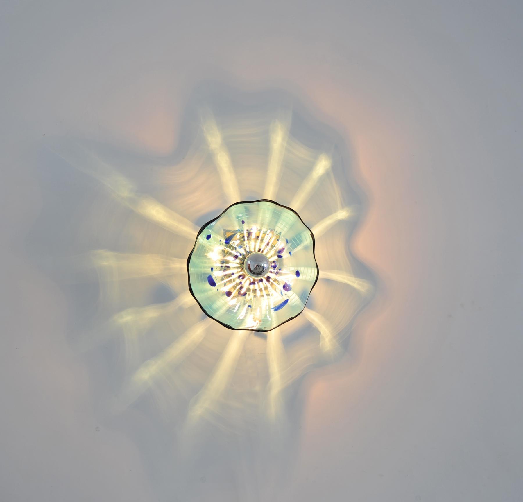Wall Sconceviz Glass | Wir 4576Egs Throughout Viz Glass Wall Art (Image 19 of 20)