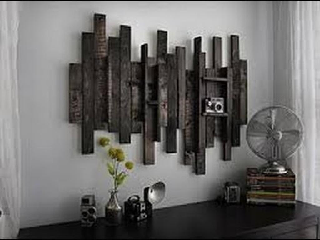 Wall Sculptures & Decorative Wall Art | Homedecorators Rustic Intended For Nvga Wall Art (View 9 of 20)