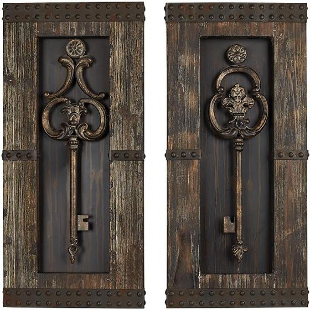 Wall Sculptures U0026 Decorative Wall Art | Homedecorators Rustic With Regard  To Nvga Wall Art (