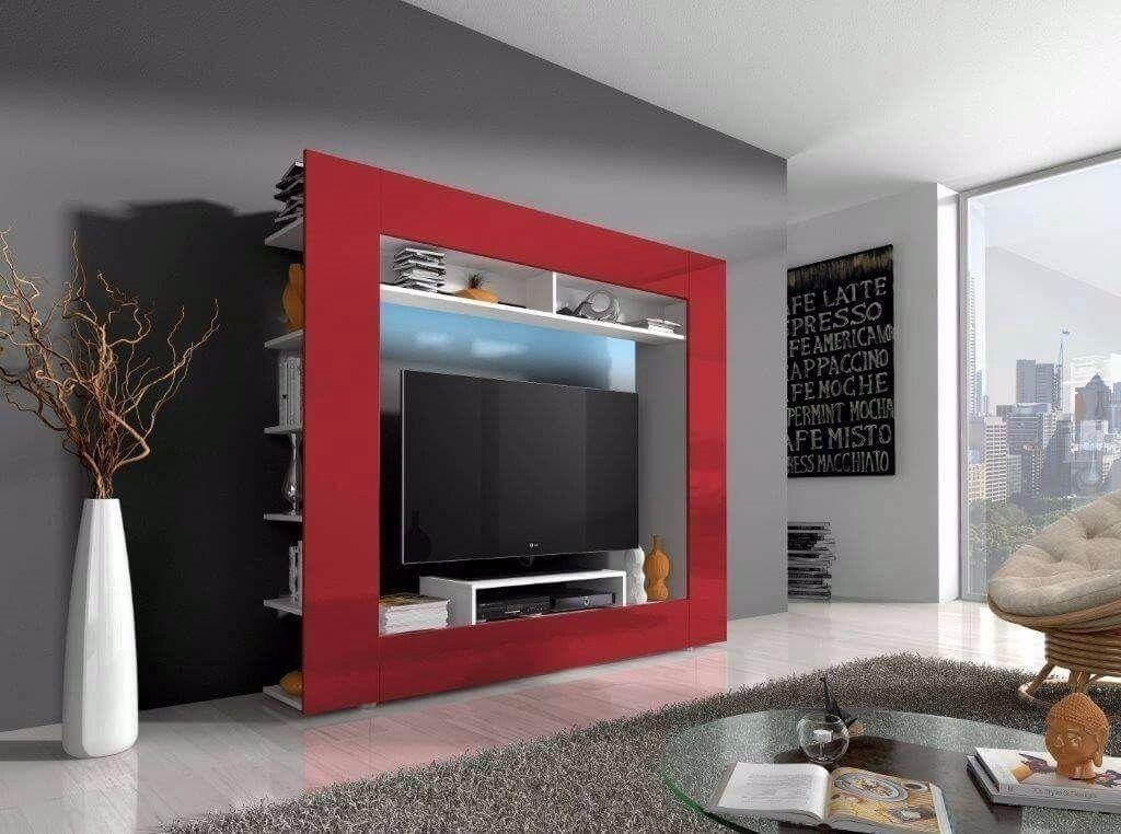 Wall Units: Amusing Furniture Wall Unit Wall Unit Ikea, Modular Throughout Most Current Red Tv Units (Image 20 of 20)