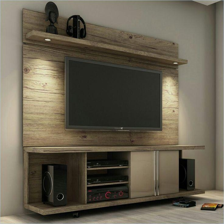 Wall Units: Amusing Tv Cabinet On Wall Flat Screen Tv Wall Cabinet With Regard To Newest Tv Cabinets (View 6 of 20)