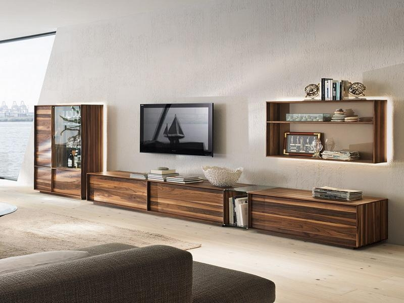 20 Photos Long Low Tv Cabinets