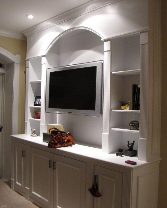 Wall Units. Astounding Wall Units For Bedrooms: Excellent Wall In Newest Bedroom Tv Shelves (Photo 16 of 20)