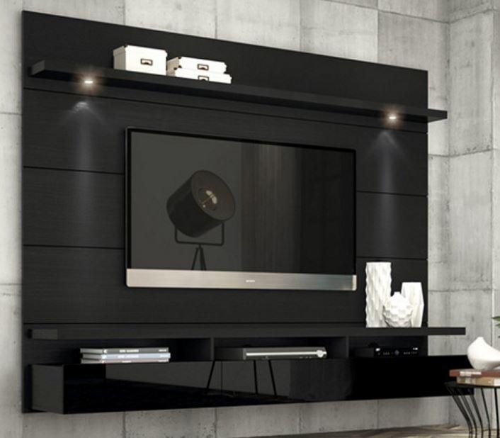 Wall Units: Awesome Entertainment Center Wall Mount Wall Mount Tv With Best And Newest Modern Wall Mount Tv Stands (Image 18 of 20)