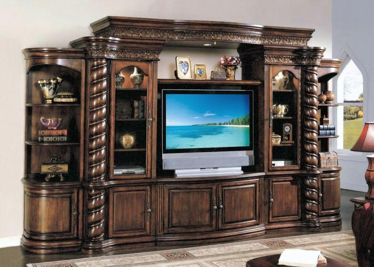 Wall Units: Awesome Tv Wall Entertainment Unit Walmart Inside Most Recently Released Tv Entertainment Units (Image 16 of 20)