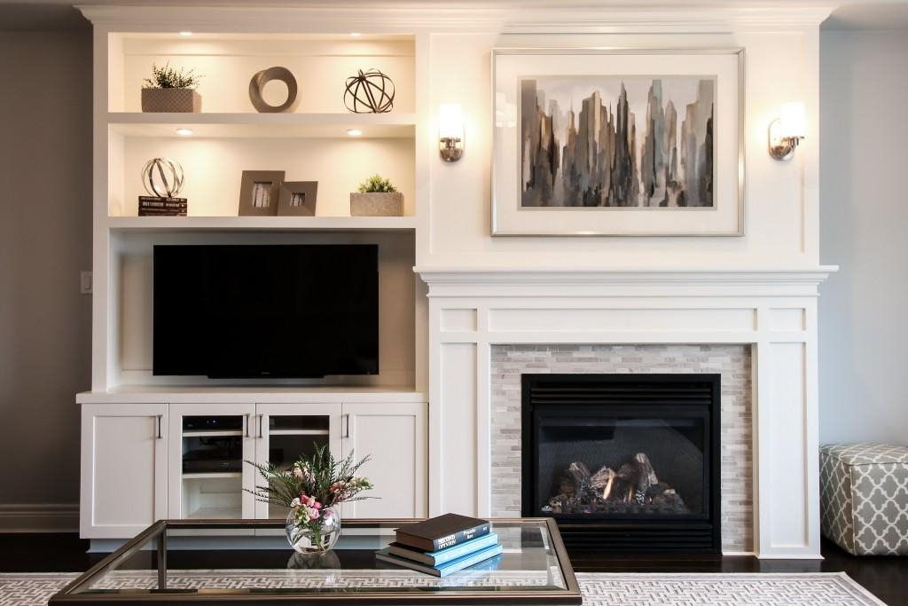 Wall Units: Interesting Entertainment Wall Units With Fireplace With Most Recently Released Off Wall Tv Stands (Image 20 of 20)