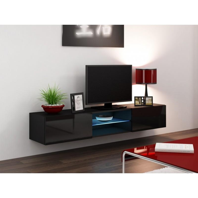 Wall Units. Interesting Wall Unit Tv Stand: Wonderful-Wall-Unit-Tv within Most Recently Released White And Black Tv Stands