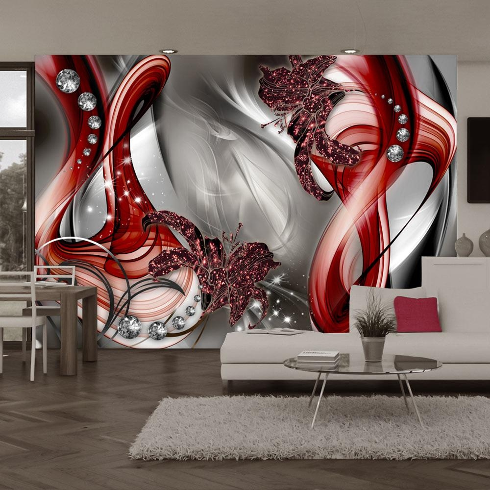 Wallpaper Xxl Non Woven Huge Photo Image Mural Design Abstract *30 In Abstract Art Wall Murals (Image 20 of 20)