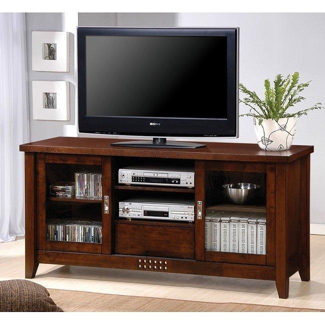Walnut Finish Tv Stand Coaster Furniture | Furniturepick Throughout Most Recent Walnut Tv Stands (View 8 of 20)
