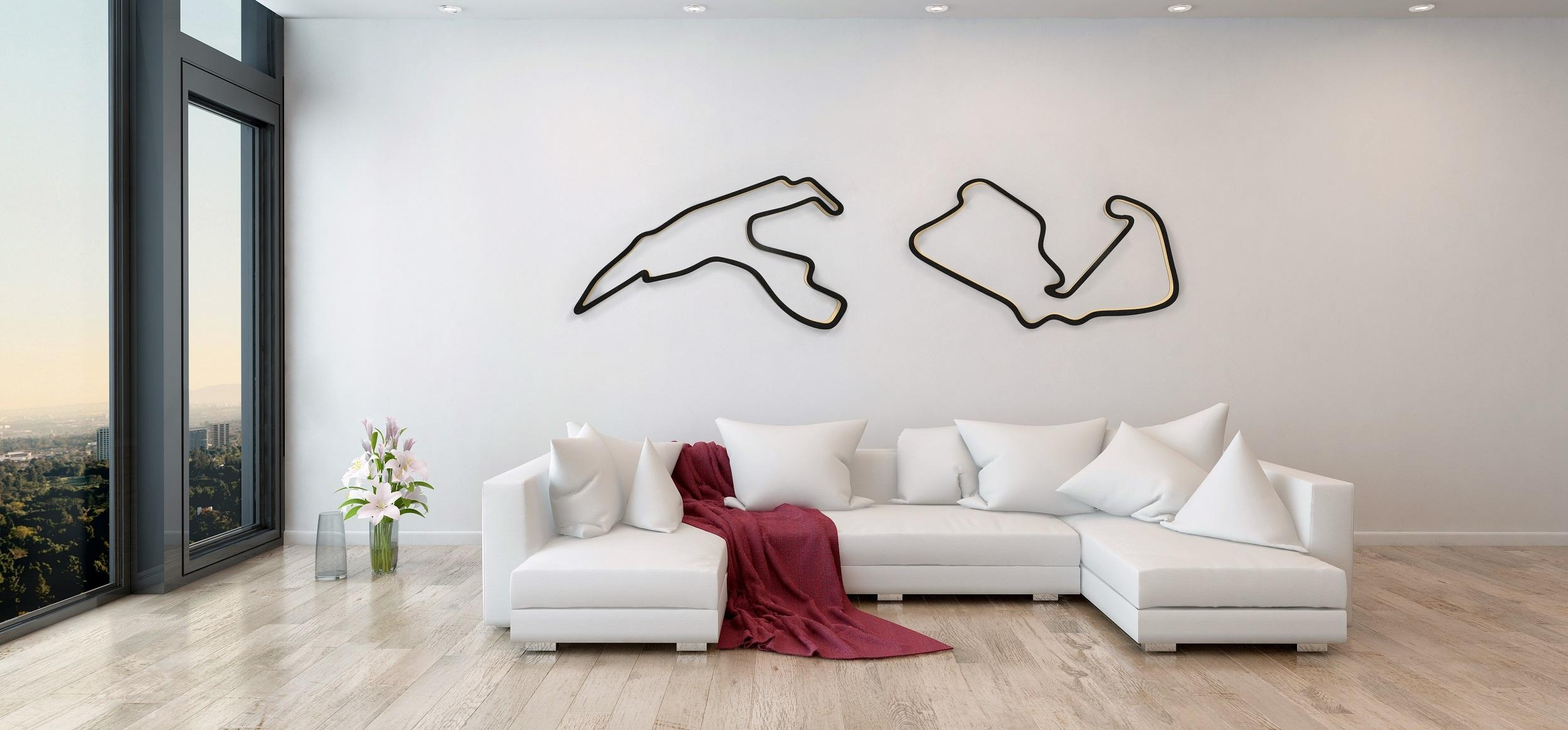 Welcome To Racetrackart With Race Track Wall Art (Image 20 of 20)