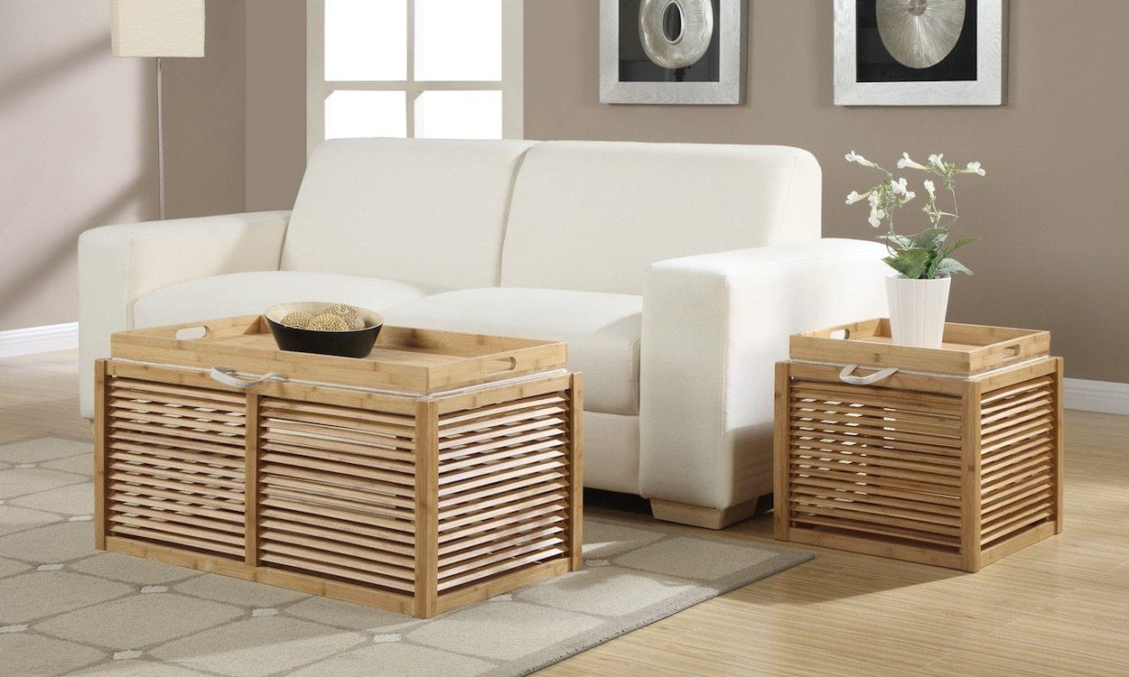 What You Should Know When Buying Bamboo Furniture – Overstock Inside Bambo Sofas (View 15 of 22)