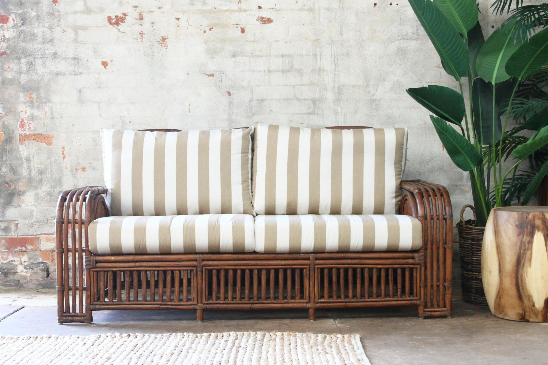 White Cane Furniture | Naturally Cane Rattan And Wicker Furniture Throughout White Cane Sofas (View 8 of 25)