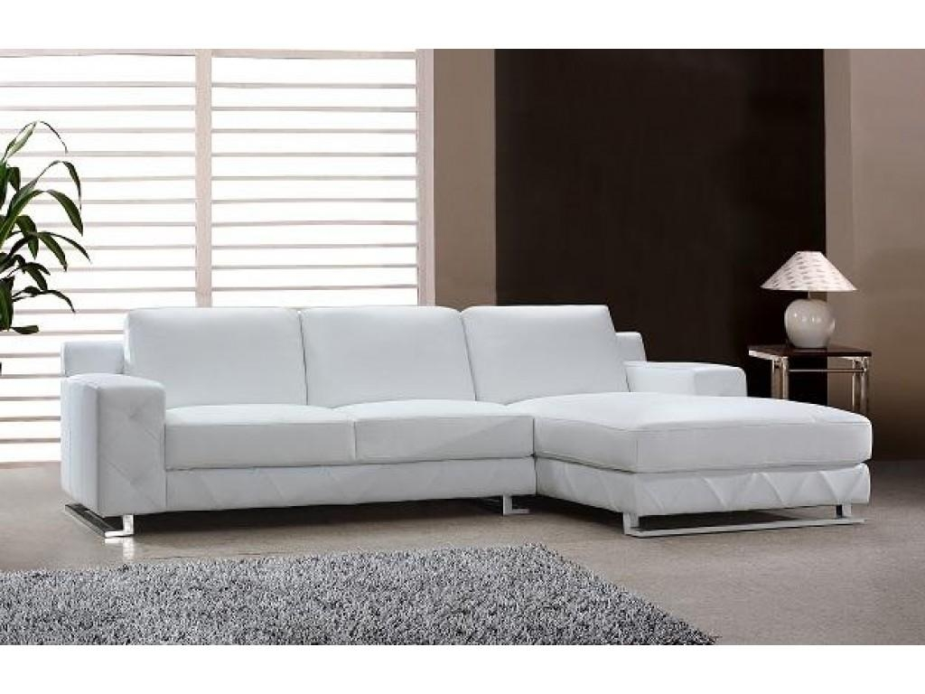 White Leather Sectional Sofa Best – S3Net – Sectional Sofas Sale Pertaining To White Sectional Sofa For Sale (Image 17 of 21)
