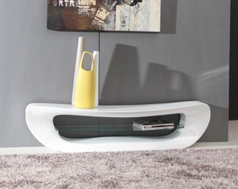 White Tv Stand High Gloss For Best And Newest Modern White Gloss Tv Stands (Image 20 of 20)