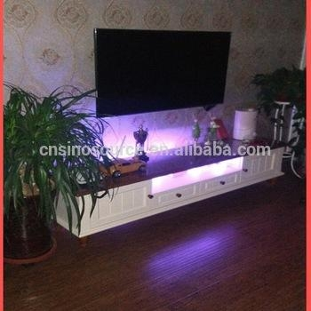 Wholesale New Modern Led Light Wooden Tv Stand And Tv Racks With Most Up To Date Tv Stands With Led Lights (Image 19 of 20)
