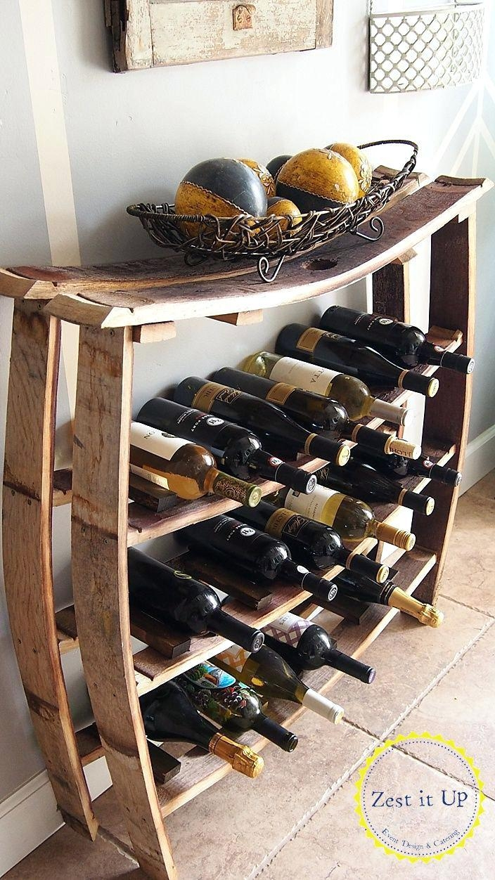 Wine Barrel Wall Decor (Image 14 of 20)