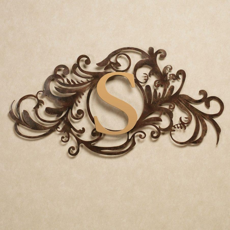 Winsome Bronze Finish Metal Wall Art Price Bronze Metal Leaf Wall With Movie Reel Wall Art (Image 20 of 20)