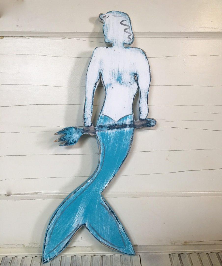 Wonderful Wall Ideas Mermaid Wall Art Wood Wall Design Mermaid With Mermaid Wood Wall Art (Image 18 of 20)