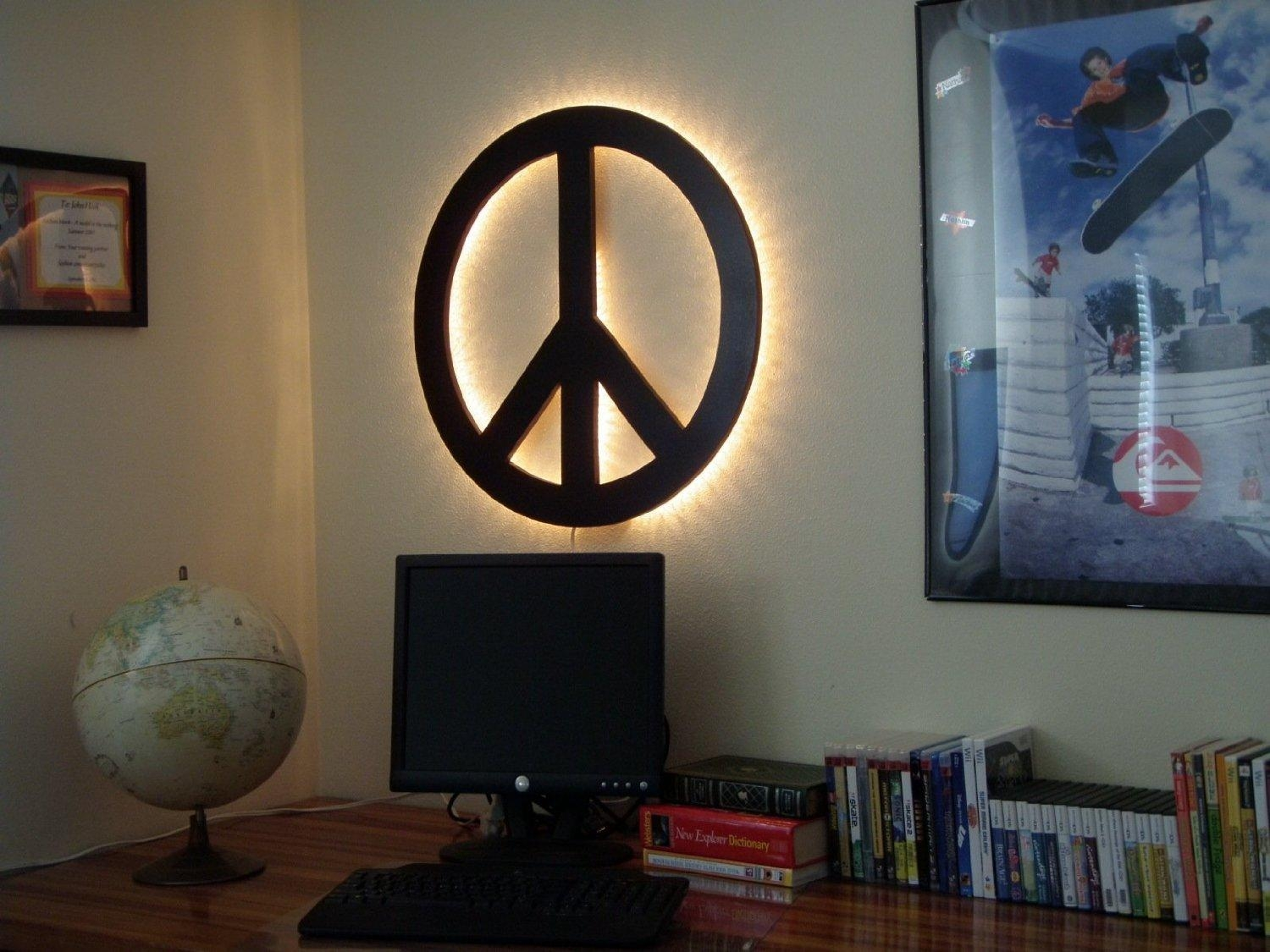 Featured Photo of Backlit Wall Art