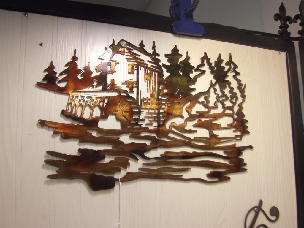 Featured Image of Copper Wall Art Home Decor