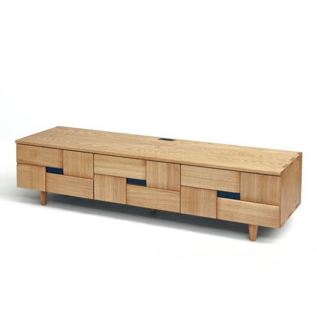 Wood Gallery Itsuki | Rakuten Global Market: Tv Units Tv Board Intended For 2018 Light Colored Tv Stands (Image 18 of 20)