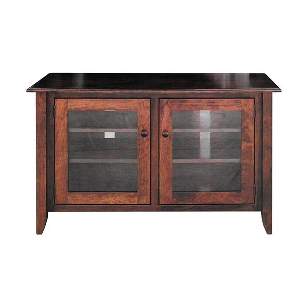 Wood Tv Stands – Tv Carts – Oak Tv Stands In Most Up To Date Oak Tv Stands For Flat Screens (View 14 of 20)
