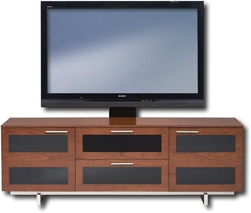Wood Tv Tables – Best Buy Pertaining To 2017 Cordoba Tv Stands (View 20 of 20)