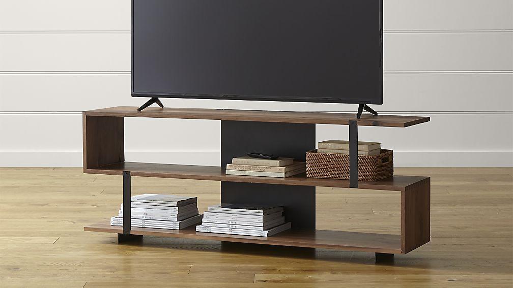 Wood + Vittsjo Industrial Media Console – Ikea Hackers – Ikea Hackers Regarding 2018 Tv Console Table Ikea (View 13 of 20)