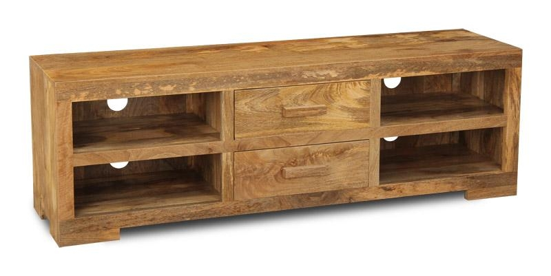Wooden Indian Tv Units With Most Recent Mango Tv Units (View 12 of 20)