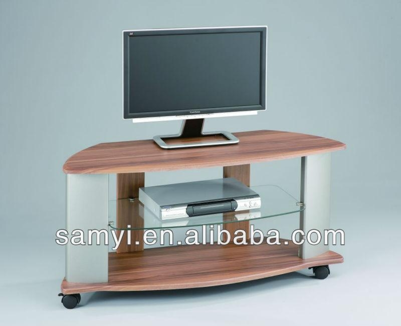 Wooden Mdf Led Tv Stand – Buy Led Tv Stand Design,glass And Mdf Tv Within Most Recent Fancy Tv Stands (Image 19 of 20)