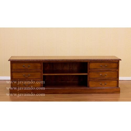 Wooden Tv Cabinet 6 Drawers | Corner Tv Cabinet | Antique Tv Cabinet Inside Newest Wooden Tv Cabinets (Image 19 of 20)