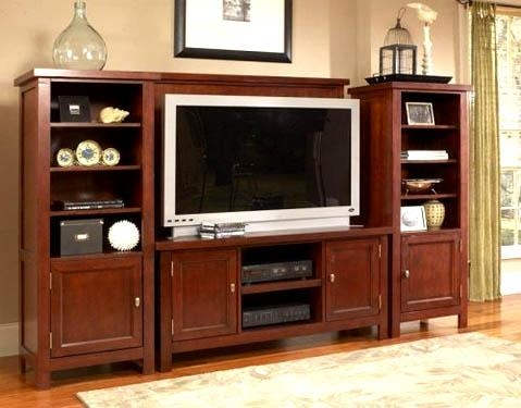 Wooden Tv Cabinet | Just For Beauty And Home For Recent Cherry Wood Tv Cabinets (View 12 of 20)