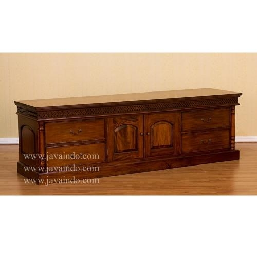 Wooden Tv Cabinet | Mahogany Tv Cabinet | Antique Tv Cabinet With Most  Current Wooden Tv