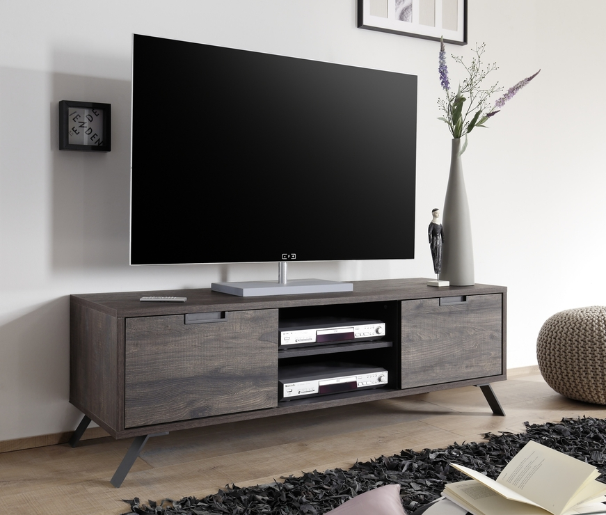 Wooden Tv Stands – Shop Online At Furnish Uk With Most Recently Released Wenge Tv Cabinets (View 7 of 20)
