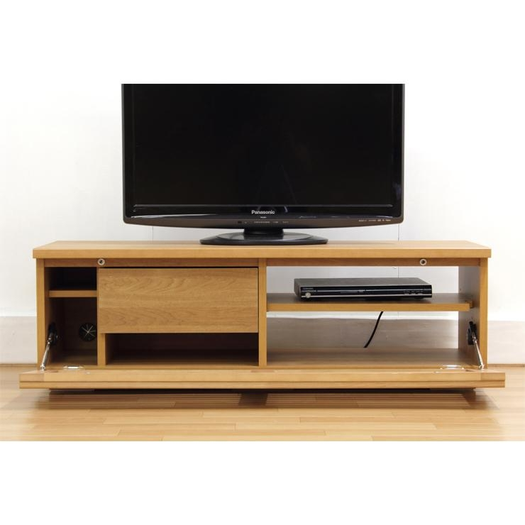 Woodylife | Rakuten Global Market: Tv Stand Tv Sideboard Lowboard Throughout Most Recently Released Light Colored Tv Stands (Image 20 of 20)