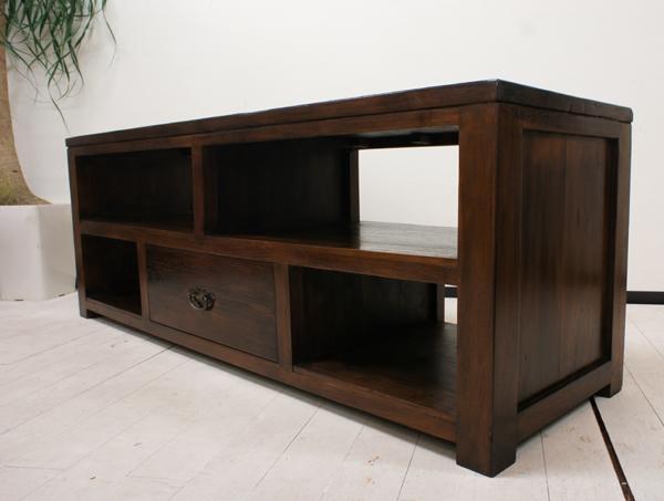 Yayapapus | Rakuten Global Market: Asian Home Furniture Bali In Current Dark Tv Stands (Image 20 of 20)