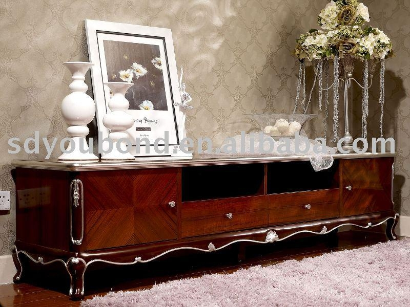 Yb07 Neo Classic Home Furniture Tv Stand - Buy Neo Classic Tv regarding Most Recent Classic Tv Stands