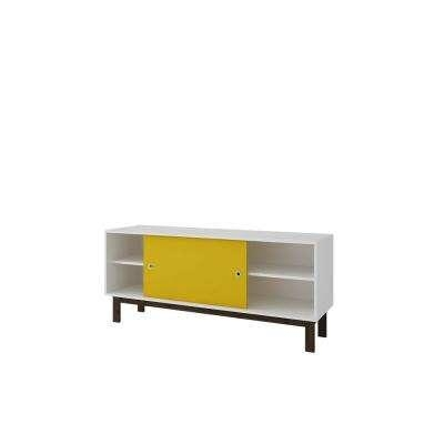 Yellow – Tv Stands – Living Room Furniture – The Home Depot In Most Recent Yellow Tv Stands (View 13 of 20)