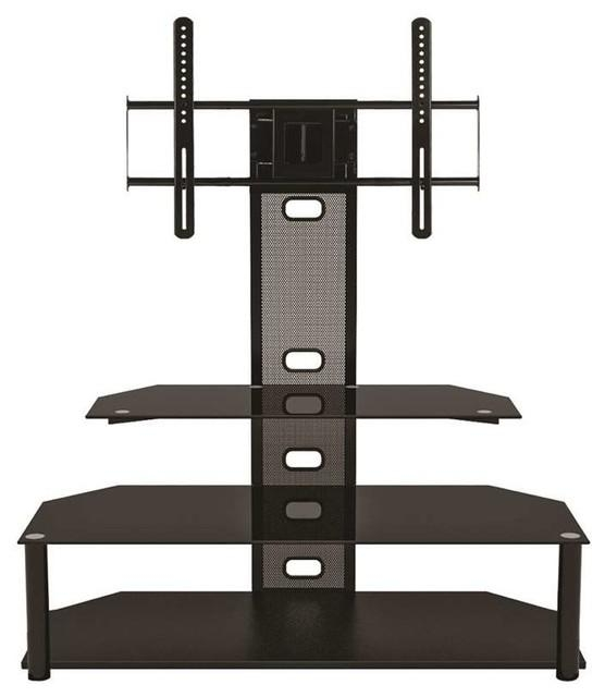 Z Line Designs Aviton Flat Panel Tv Stand With Integrated Mount Pertaining To 2017 Cordoba Tv Stands (Photo 17 of 20)