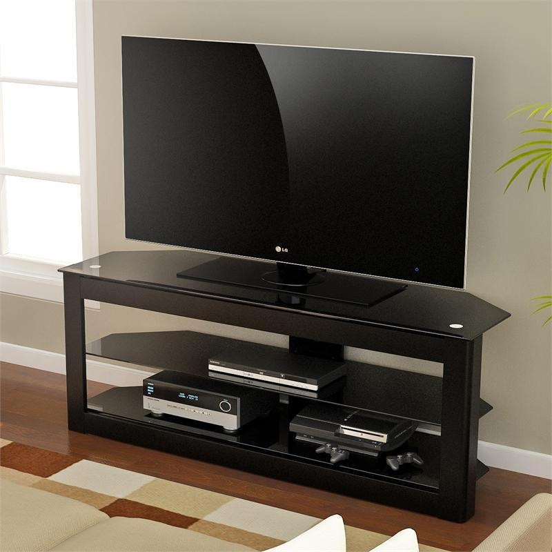 Z Line Maxine 55 Inch Tv Stand Zl353 55Su For Latest Tv Stands For 55 Inch Tv (Image 19 of 20)
