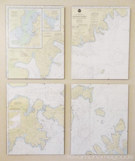 11 Best Nautical Office Images On Pinterest | Nautical Office In Nautical Map Wall Art (Image 1 of 20)