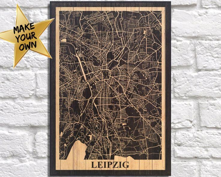 18 Best City Travel Maps Images On Pinterest | Travel Cards Throughout Personalized Map Wall Art (View 1 of 20)