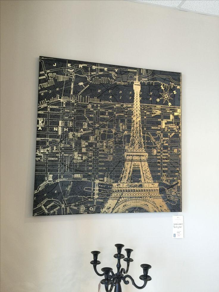196 Best Find In The Store Images On Pinterest | Modern Furniture In New Orleans Map Wall Art (Image 2 of 20)