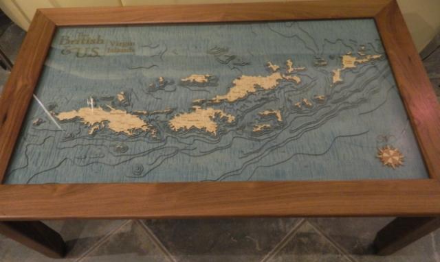 3 D Nautical Chart Art – Marine Art As Wall Charts And Table Charts Pertaining To Nautical Map Wall Art (Image 2 of 20)
