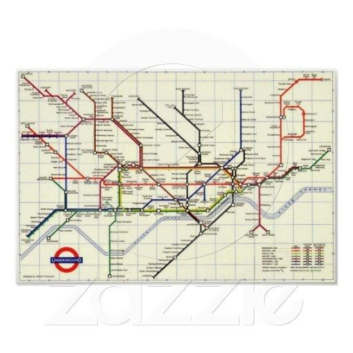 67 Best Underground Posters Images On Pinterest | London Pertaining To Tube Map Wall Art (Photo 14 of 20)