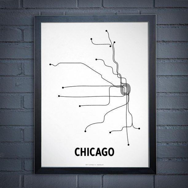 73 Best Subway Map Art Images On Pinterest | Subway Map, Map Art regarding Metro Map Wall Art
