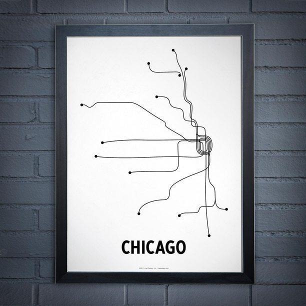 73 Best Subway Map Art Images On Pinterest | Subway Map, Map Art Regarding Metro Map Wall Art (View 9 of 20)