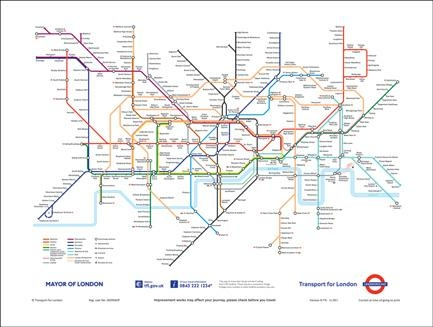 Bespoke Digital Photo Canvas, Wallpaper, Wall Murals, Roller Throughout London Tube Map Wall Art (View 10 of 20)