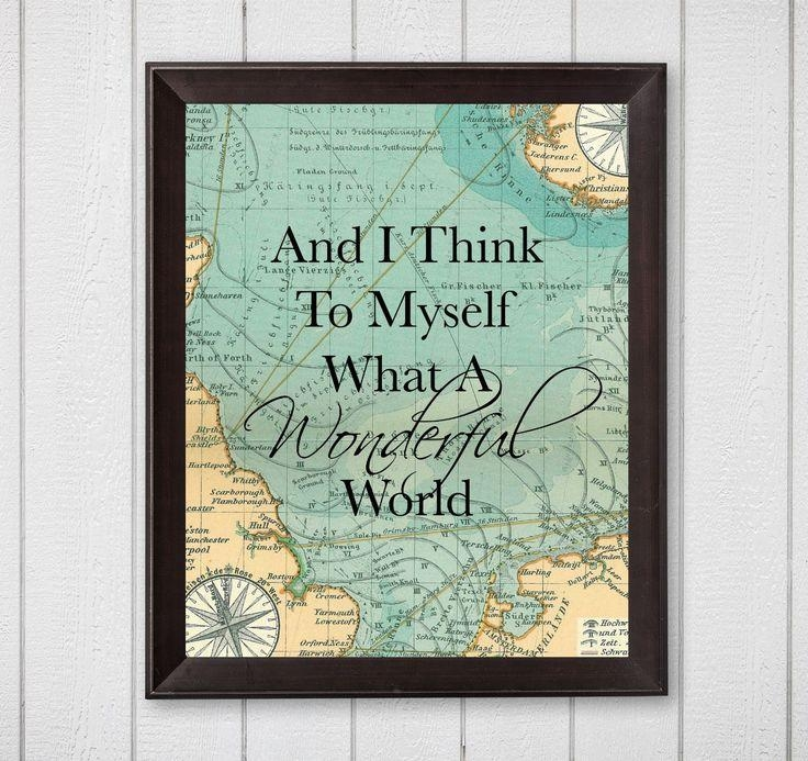 Best 25+ Map Wall Art Ideas On Pinterest | World Map Wall Art Intended For Travel Map Wall Art (Image 4 of 20)